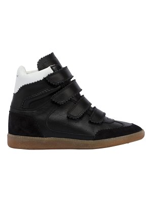 Isabel Marant 40mm bilsy leather sneakers