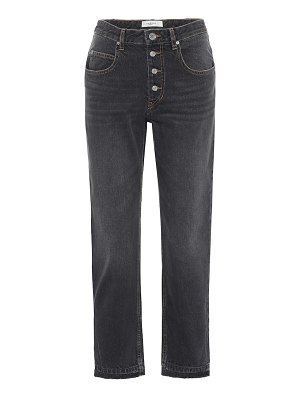 Isabel Marant, Étoile garance cropped straight jeans