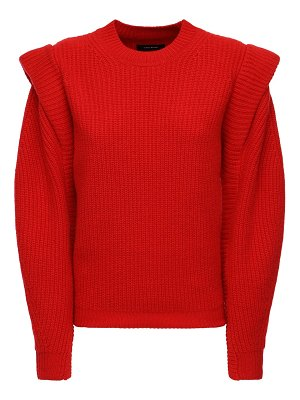 Isabel Marant Bolton wool & cashmere knit sweater