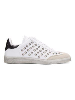 Isabel Marant Bryce Eyelet Studded Sneakers