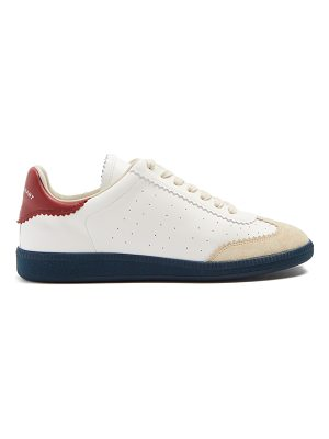 Isabel Marant Bryce leather low-top trainers