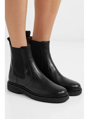 Isabel Marant celtyne leather chelsea boots