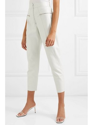 Isabel Marant cyril leather tapered pants