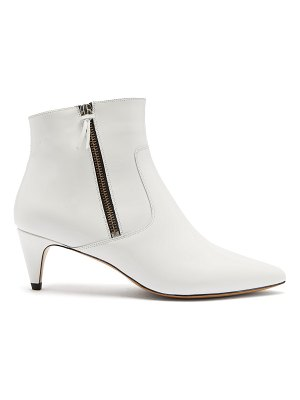 Isabel Marant Deby leather ankle boots