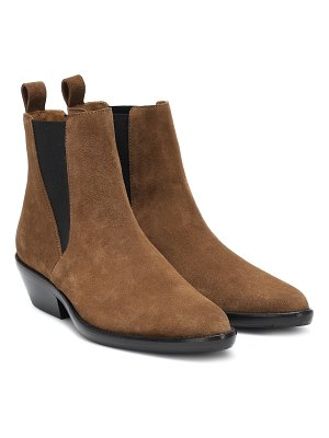 Isabel Marant Exclusive to Mytheresa – Drenky suede ankle boots