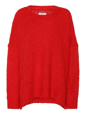 Isabel Marant, Étoile alpaca and wool-blend sweater