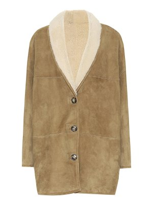 Isabel Marant, Étoile carman reversible shearling coat