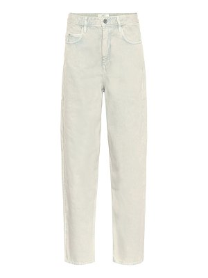 Isabel Marant, Étoile corsy mid-rise straight jeans