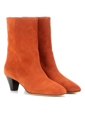 Isabel Marant Dyna suede boots