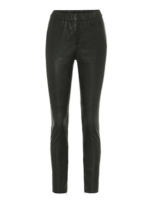 Isabel Marant, Étoile iany leather leggings