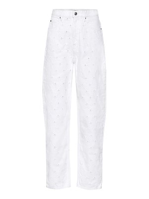 Isabel Marant, Étoile lorny high-rise carrot jeans