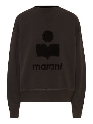 Isabel Marant, Étoile moby cotton-blend sweatshirt