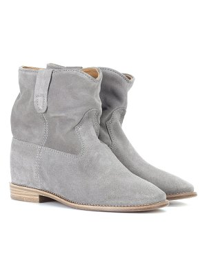 Isabel Marant exclusive to mytheresa – crisi suede ankle boots