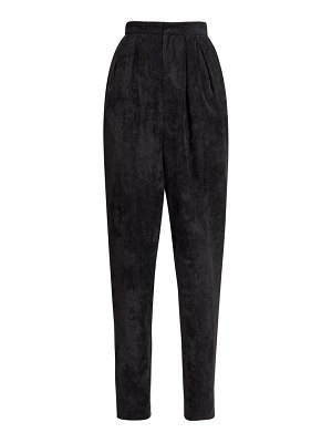 Isabel Marant fany corduroy high rise trousers