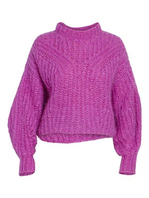 Isabel Marant inko cable-knit sweater