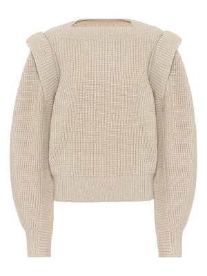 Isabel Marant jody cashmere and wool sweater