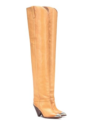 Isabel Marant lafsten over-the-knee boots