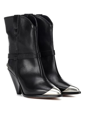 Isabel Marant lamsy leather boots