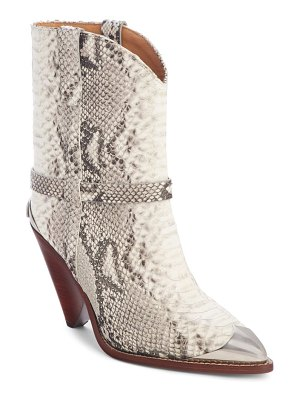Isabel Marant lamsy pointy toe boot