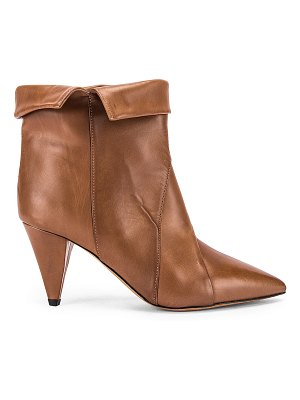 Isabel Marant larel leather boot