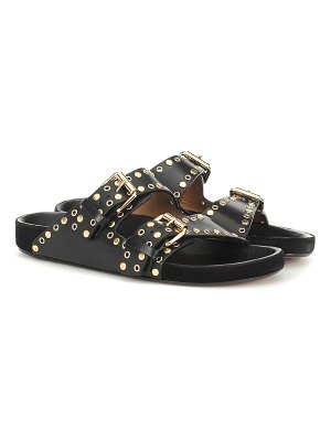 Isabel Marant lennyo leather sandals