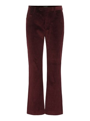 Isabel Marant mereo high-rise flared pants
