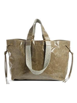 Isabel Marant new wardy leather tote