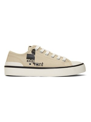 Isabel Marant off-white binkoo sneakers