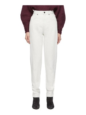 Isabel Marant off-white dustin jeans