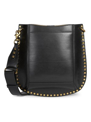 Isabel Marant oskan studded leather hobo bag