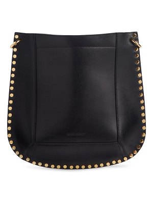Isabel Marant oskan new leather hobo
