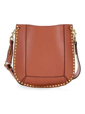 Isabel Marant oskan studded leaher hobo bag