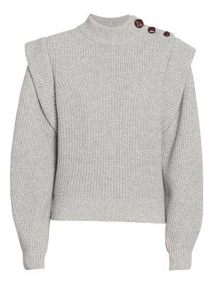 Isabel Marant peggy wool-cashmere knit sweater