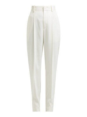 Isabel Marant poyd high-rise tailored trousers