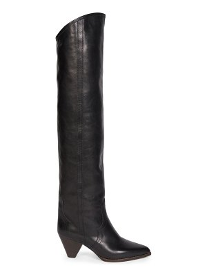 Isabel Marant remko leather tall boots