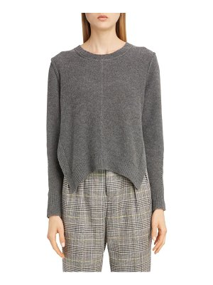 Isabel Marant side slit cashmere sweater