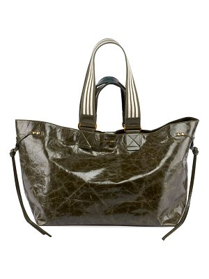 Isabel Marant Wardy New Distressed Tote