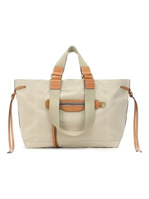 Isabel Marant Wardy New canvas tote