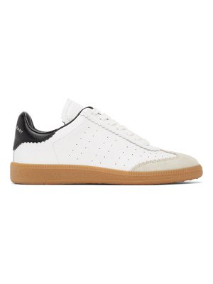 Isabel Marant white bryce sneakers