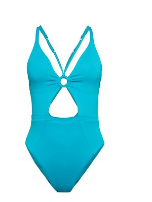 ISABELLA ROSE Pebbly Beach One-Piece Swimsuit