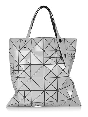 Issey Miyake lucent pixel tote
