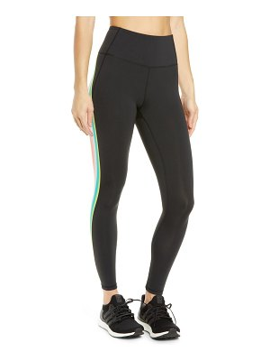 IVL COLLECTIVE everyday stripe sculpted leggings