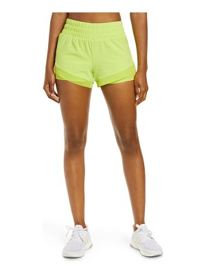IVL COLLECTIVE race pace shorts