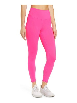 IVL COLLECTIVE scallop active 7/8 leggings