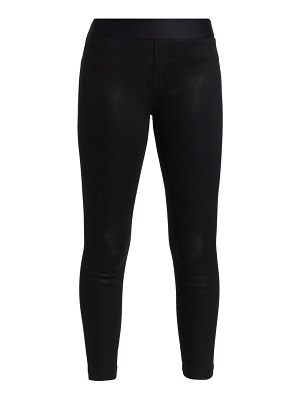 J Brand dellah high-rise coated leggings