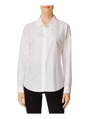 J Brand Elena Button-Front Long-Sleeve Shirt