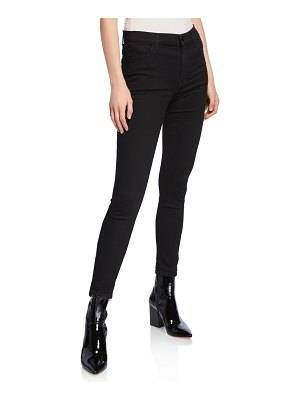 J Brand Maria Photo Ready High-Rise Skinny Jeans