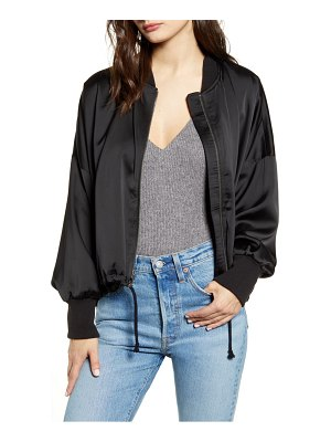 Jack by bb dakota on duty satin bomber et