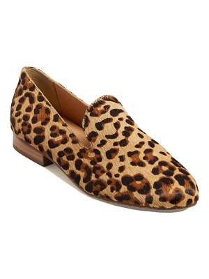 Jack Rogers audrey genuine calf hair loafer