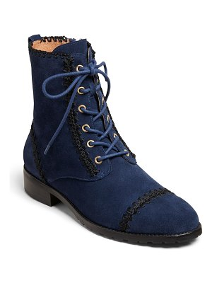 Jack Rogers Gemma Lace-Up Booties